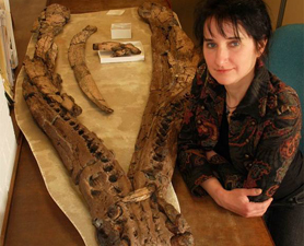 Ancient 'Loch Ness Monster' Suffered Arthritis : Discovery News | adaptivelearnin | Scoop.it