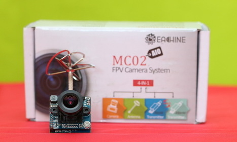 Eachine MC02 FPV camera with adjustable power | Quadcopter Flyers | Quadcopter Flyers | Scoop.it
