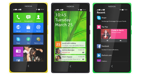 New Affordable Nokia X With Android Apps Launches In The UAE - Gulf Business News | That Android Guy - Everything on the planet about Android and Google | Scoop.it