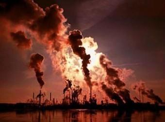 Efecto invernadero alcanzo record en 2010. | MLKtoSCL | Scoop.it