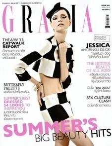 Another cover, another win for Louis Vuitton's check prints | TAFT: Trends And Fashion Timeline | Scoop.it
