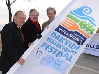 InsideHalton Article: Oakville's Waterfront Festival returning in August | Shawn's Real Estate Page | Scoop.it