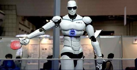 La technologisation du corps | arslog | Scoop.it