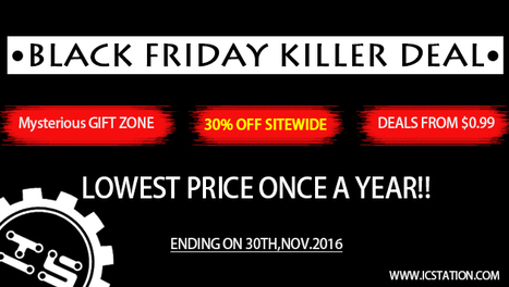 BLACK FRIDAY STARTING: 30% OFF SITEWIDE FREE SHIPPING, 3 DAYS LEFT   Modules   Scoop.it