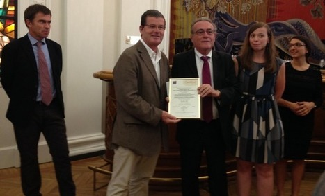 "Le SME de Bordeaux reçoit la certification ISO 14001 | ""Viticulture en gironde"" 