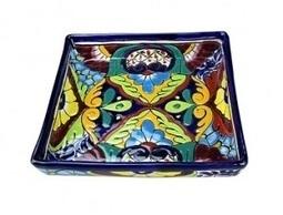 Decorative Talavera Tray | Furniture and Pottery | Scoop.it