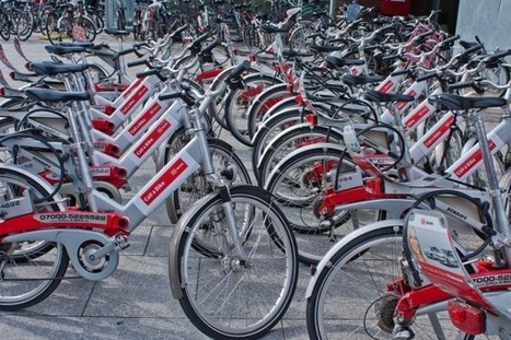 The Future Of Transport Is About Sharing | Suburban Land Trusts | Scoop.it
