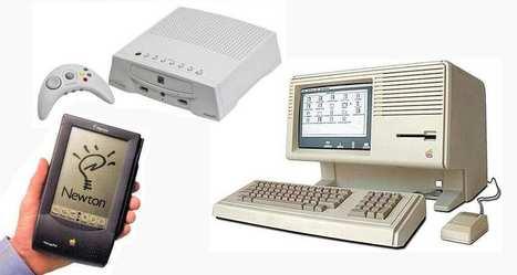 Ces produits d'Applequi ont fait flop | Stratégie(s) d'entreprise | Scoop.it