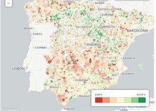 ¿Es tu casa grande o pequeña? Así es el tamaño de las viviendas de España | Mates_mv | Scoop.it