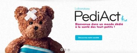 Une initiative Inbound marketing santé : Un site d'information pour la santé des enfants - Markentive | Objets connectés | Scoop.it