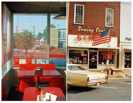 William Eggleston: Master of Colour Photography | Backstage Rituals | Scoop.it