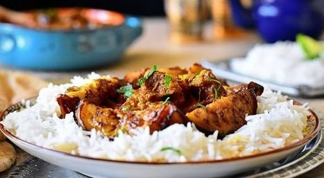 Khoresht bademjan - Ragoût d'aubergines | Cuisine Du Monde -cuisine Algerienne- recettes ramadan | Scoop.it