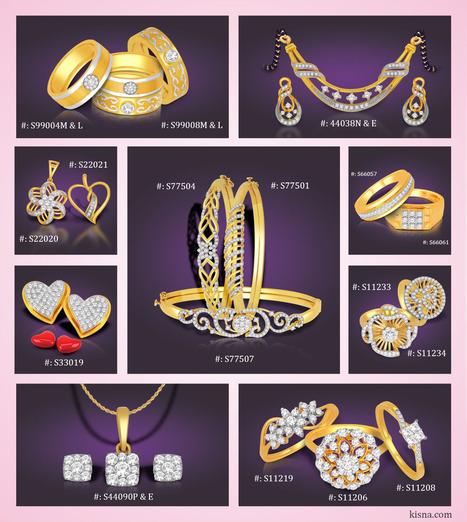 Presenting Latest SIva Collection!   Gold Diamond Jewellery Designs   Scoop.it