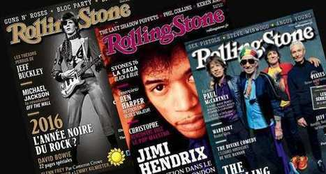 «Rolling Stone» ouvre son capital à un milliardaire asiatique | DocPresseESJ | Scoop.it