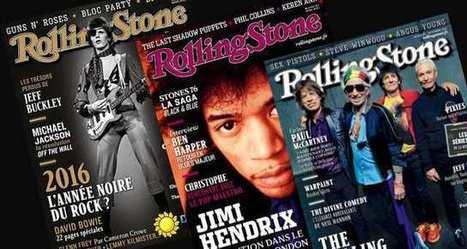 «Rolling Stone» ouvre son capital à un milliardaire asiatique | DocPresseESJ | Scoop.it