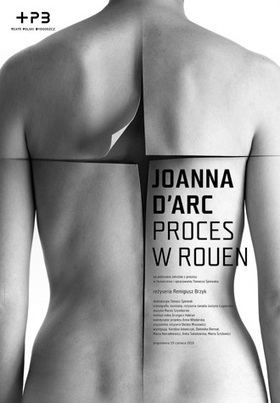 Joanna D'Arc, proces w Rouen - theatre poster 2010 | Rouen | Scoop.it