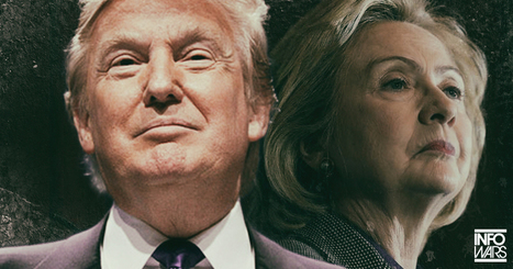 Clinton Campaign Admits Making False Claims Against Trump » Alex Jones' Infowars: There's a war on for your mind! | Global politics | Scoop.it