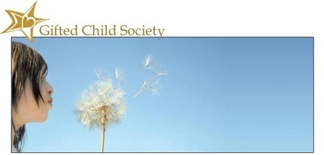 Gifted Child Society - Home | Gifted and Talented (High Ability) Resources for Teachers | Scoop.it