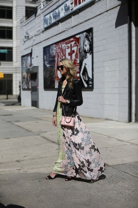 Long dress | Fashion in the City | Scoop.it