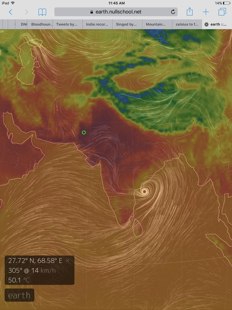 Wet Bulb Near 35 C — Heatwave Mass Casualties Strike India Amidst Never-Before-Seen High Temperatures | Farming, Forests, Water, Fishing and Environment | Scoop.it