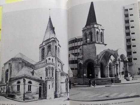 Le vieux clocher de Colombes tombe en ruine | L'observateur du patrimoine | Scoop.it