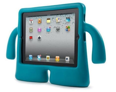 Childrens free standing iPad case with handles | Apple iPhone and iPad news | Scoop.it