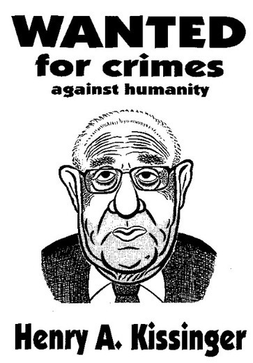#HenryKissinger a-t-il une conscience ? (The New Yorker) -- Jon Lee ANDERSON #Argentine #McNamara #US | Infos en français | Scoop.it