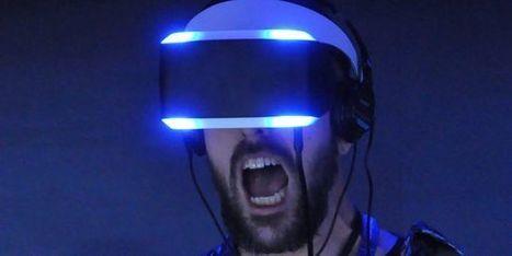 Réalité virtuelle, réalité augmentée, holographie : quelles différences ? | Veille et médias sociaux | Scoop.it