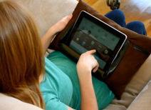 ePillow for the iPad | iPad Sammy's Pinterest Page | Scoop.it
