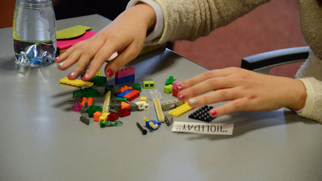 LEGO® Serious Play® Workshop  - Lift Conference | hitech trends | Scoop.it