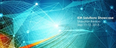 KM Showcase, DC Chapter Meeting Recap | Knowledge Management - Insights from KM Institute | Scoop.it