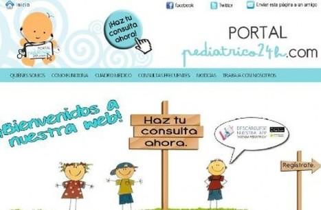 Un nuevo portal para consultas pediátricas online | eSalud Social Media | Scoop.it