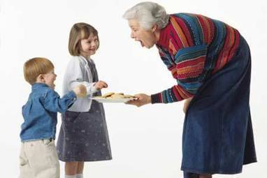 Why grannies should spend time with kids - The Times of India | Cognitive Fitness and Brain Health | Scoop.it