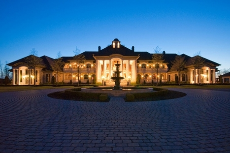 Wordless Wednesday   $27 Million Montreal Mansion   Luxury Real Estate Canada   Scoop.it