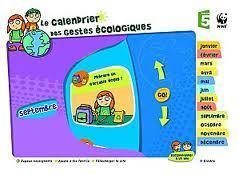 Le calendrier des gestes écologiques | Conny - Français | Scoop.it