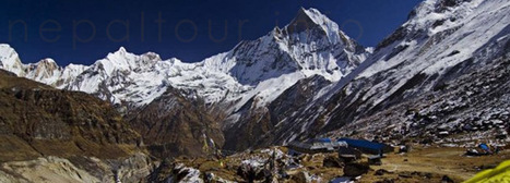 Trekking al Santuario del Annapurna - Trekking al Campo Base del Annapurna - La región de Annapurna Trek en Nepal | Nepal Tours - Nepal Vacation | Scoop.it