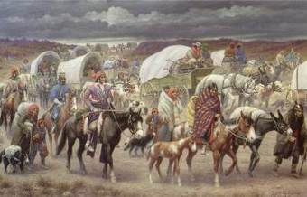 Indian Removal Act: An Alternate History « wbakerecs | Indian Removal Act | Scoop.it