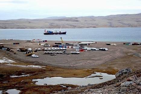 Baffinland Iron Ore begins mining in Canada's Nunavut | Sustain Our Earth | Scoop.it