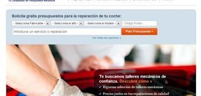 Nace Tallerator.es, comparador de precios para reparar su coche | Ticonme | Startups en España: SocialBro, Ticketea, Adtriboo, Tuenti, Letsbonus, BuyVip y mucho más | Scoop.it
