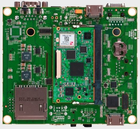 Variscite System On Module based on TI OMAP4460 | Website and Software Development Company | Scoop.it