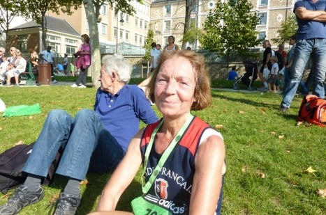 Marie-Antoinette Harry, accro au running à 68 ans | conseil-running | Scoop.it