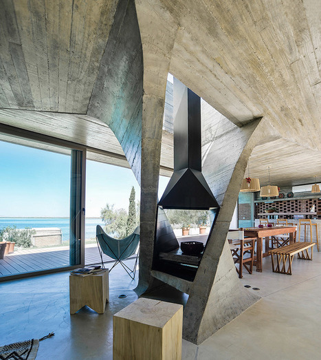 NE-AR completes one column house project in argentina | CLOVER ENTERPRISES ''THE ENTERTAINMENT OF CHOICE'' | Scoop.it