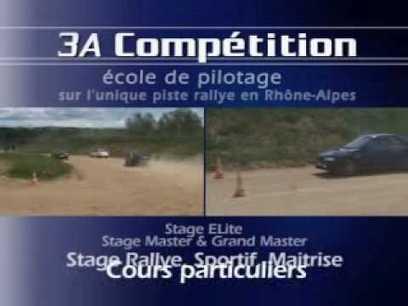 Un stage de pilotage rallye en réduction chez 3A Compétition : idée cadeau originale | code promo 2013 | Scoop.it