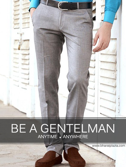 Mens Formal Linen Trousers Collection | Online Shopping India | Scoop.it
