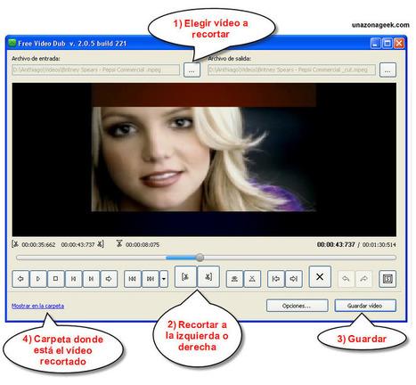 Programa para recortar vídeos en 4 simples pasos | Aprender en el 2013 | Scoop.it