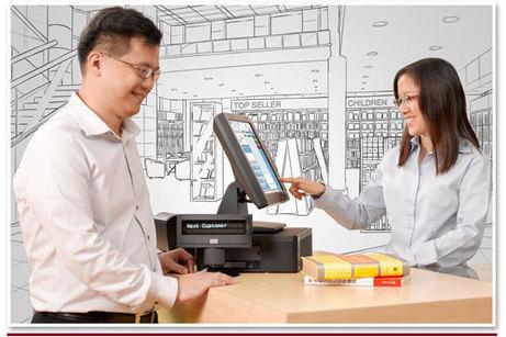 Phần mềm quản lý cửa hàng bách hoá, Wincor-Nixdorf | Hệ thống POS Kiosk - Máy POS tra cứu thông tin | Scoop.it