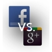 Should Facebook Worry About Google Plus' Brand Page Growth? | About Google+ | Scoop.it