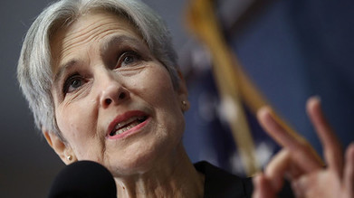 3rd party candidate Jill #Stein responds to #Clinton #Trump duel in real time #JilloverHill | The uprising of the people against greed and repression | Scoop.it
