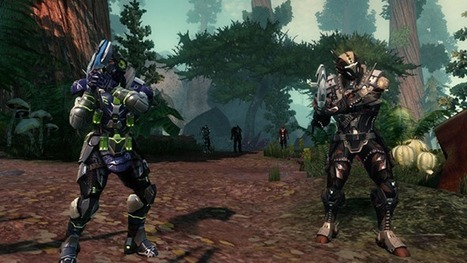 An In-Depth Look at Cross Media MMO Defiance | Piki Geek | d2a-ressources | Scoop.it