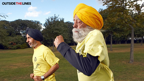 OTL: Fauja Singh, the runner | Longevity Strategies | Scoop.it